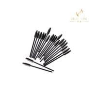 2019hot 50 pcs Descartáveis Pestana Escova Mascara varinhas pincéis de maquiagem cílios Pente Compõem ferramentas de cabelo Sintético Por Atacado