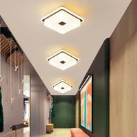 Nordic Corridor Gang Persönlichkeit Balkon Deckenleuchte Einfache Home Lights Leuchtanten Eingangsgang Moderne LED Deckenleuchte