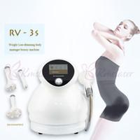 المحمولة RV-3S RF آلة العلاج الترددات الراديوية فراغ للبشرة العين ثابتة التجاعيد مزيل فقدان الوزن تجديد الجلد