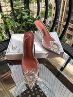 Ücretsiz kargo Moda kadınlar lady gümüş temizle pvc patent deri strass pompalar kristal yüksek topuk ayakkabı seksi parti ayakkab ...