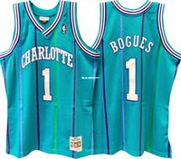 official photos b97be c5453 Wholesale Bogues Jersey for Resale - Group Buy Cheap Bogues ...