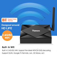 Tanix TX6S Android 10. 0 TV Box Allwinner H616 Quad Core 4GB ...