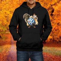 Sweatshirt Vw Volkswagen Scrat Ice Age Hooded Sweat Hoodie