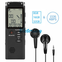 8GB 16GB 32GB Voice Recorder USB Professional 96 Hours Dicta...