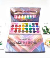 Newest TAKE ME HOME 32 Color eye shadow Palette 32 Colors ey...