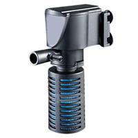 3W 5W Pompa ad aria per acquario Serbatoio di pesce Pompa per ossigeno in aumento Filtro Acquario Filtraggio ad acqua Pompa sommergibile per ossigeno