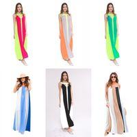 Mujer Péndulo Faldas Largas Dividir Conjuntos Vestidos Venta creativa Bien en Europa y América con diferente estilo 19ls J1