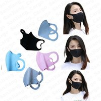 Adult Face Mask Thin Ice Silk Summer Fashion Breathable Dust...