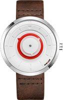 WEIDE Quarz-Bewegung Wasserdicht Männer Luxuslederband Datum Uhr Relogio Masculino Frauen-Uhr-Buy One Get One Free Gift