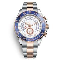 2020 u1 dos homens clássicos relógio mecânico automático todo em aço inoxidável anel de cerâmica relógio de mergulho profundo ouro eterna relógio relogio