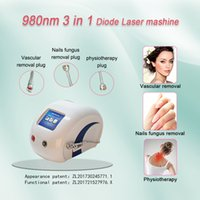 3 in 1 spider vein removal pen 980nm diode laser onychomycos...
