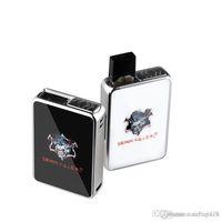 Os mais recentes emon assassino JBOX Mod Vape Box Mods 420mAh Battery Grosso Oil Cartridge supressível portátil cigarro Mods Fit J Pods