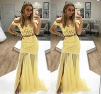 bc2ea357a19 Hot Sexy Pink Mermaid Prom Dresses See Through Applique Backless ...