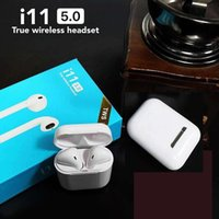 New i11 TWS Mini Air Plus Wireless Bluetooth Earphone V5. 0 S...