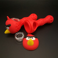 New Style red bird Shape Portable Color Beautiful Explosion ...