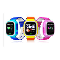 children\' s phone watch color screen touch screen GPS p...