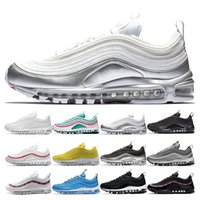 Compre Nike Air Max 97 Designer Shoes Basketball Shoes