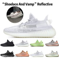 Kanye West Clay V2 Static Reflective GID Glow In The Dark Me...