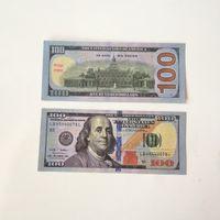 Flaunting Servet Püskürtme Para Oyuncakları ABD Doları Banknot 5 10 20 50 100 ABD Doları Banknot Fake Para Filmi Çeşitli Mezarlıklar