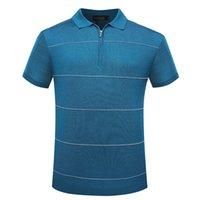 BILLIONAIRE T-shirt des hommes de soie 2020 été nouvelle arrivée mode joli motif excellent tissu beau grande taille M-5XL Livraison gratuite