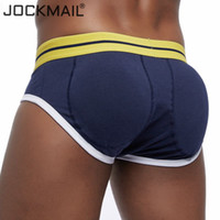 Jockmail Sexy Men' s Butt And Front Enhancing Padded Hip...