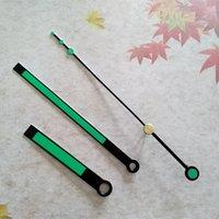50 stks NOCTILUCENT DIY Tool Clock Needle Metal Hands for DIY Clock Repair