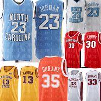 Tacchi MJ 23 Michael North Carolina Tar del pullover di pallacanestro all'ingrosso UCLA Russell Westbrook 0 Reggie Miller 31 Jersey poco costosa