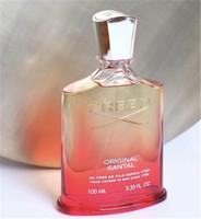 TOP A +++ Qualität fester Duftstoff-Credo Grün Glauben Original-Vetiver Männer Geschmack Parfüm für Männer Köln 120ml hohe Duft von guter Qualität