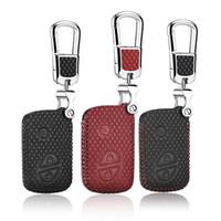 автомобиль стиль для LEXUS GX 2010-2015 LX 2007 2009 2012 ES IS кожи GS Brand New высокого качества дистанционного ключа крышка случай Holder