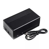 12V2A 22.2W UPS d'alimentation sans interruption Alimentation de secours Mini Batterie pour Routeur caméra
