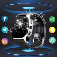 T8 Bluetooth Smart Wrist Watch With Camera Music Player Face...