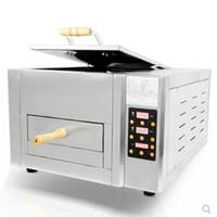 الفرنسية التجارية نخب الخبز بسكويتا الخبز الكهربائية التلقائي آلة الخبز فرن BLS-C8