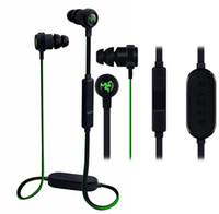 Razer Hammerhead BT Bluetooth Inear Kulaklık Kulaklık Mikrofon Ile + Perakende Kutusu Oyun Kulaklık En Kaliteli Gürültü Yalıtım