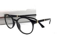 2020 إطار جديد خمر بصري نظارات كامل الموضة نظارات سيدة الرجال فاخرة قصر النظر النظارات الشمسية الطالب الذي يذاكر كثيرا القراءة الحماية من الإشعاع نظارات