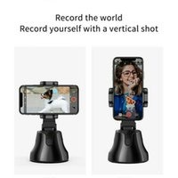 360 ° Rotation Face Tracking Smart-AI Gimbal Personal Robot 360 ° horizontal Schwenker Follow Up Batterien nicht enthalten