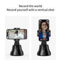 360 درجة دوران الوجه تتبع الذكية الروبوت AI انحراف الشخصية 360 درجة أفقية بطاريات مصور المتابعة لا تشمل