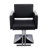 Kare Taban Butik Kuaför Özel Kuaförlük Sandalye Güzellik Sandalye Siyah