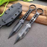 Новый А2 Сталь Тактический фиксированный лезвий Нож Открытый Кемпинг Самооборона Спартан Экстримная Коэффициент холодной POHL Сталь Rajah BM176 BM 3310 Боевой нож