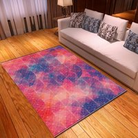 Nordic Style Multicolor Carpets for Living Room Bedroom Area...