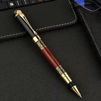 حار نذير البطل 520 المعادن الأسطوانة قلم رجال الأعمال توقيع هدية الكتابة القلم شراء 2 الأقلام إرسال هدية