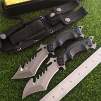 Cold steel new FBIQQ- War Wolf 3 survival tactics straight kn...