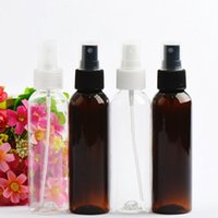 Mist Spray Bottle For Cosmetics , PET Perfume Automizer Refi...