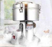 GRATIS 3000G ENVÍO A la venta Gran Capacidad Multi-fonction velocidad Polvo Grinder, Swing Tipo de máquina eléctrica molino de harina