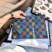 Handtasche Mode Handtaschen Kupplungsbeutel Mode Echte Ledertasche Brieftasche Frauen Tasche Größe: 30x20 mit der Box