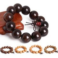 Лифлет палисандр, тис, душистый, ароматизированный wenwan, деревянные бусины, браслеты, браслеты, браслеты, мужские уличные киоски, ювелирные изделия оптом