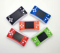 RS-1 핸드 헬드 게임 콘솔 미니 Protable 게임 플레이어 컬러 비디오 게임 어린이 선물 클래식 게임 박스는 또한 PXP3 GB NES SFC 게임 DHL을 판매