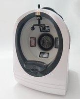 휴대용 매직 거울 피부 분석기 얼굴 스킨 분석 기계 얼굴 분석 기계 스킨 스캐너 살롱 스파 사용