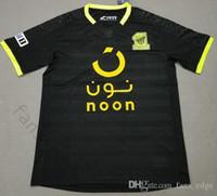 e497422f25d84 Camisetas De Fútbol 2019 2020 Al Ittihad Jeddah SA Camisetas De ...