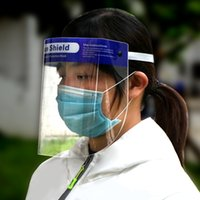 Multi- Functionnal Double- sided Anti- fog Mask Face Shiled Tra...