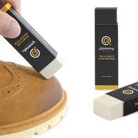 caoutchouc gomme propre pratique pratique pour les chaussures en cuir lingette contient des particules de décontamination lavage rapide sans chaussures propres pas de dégâts